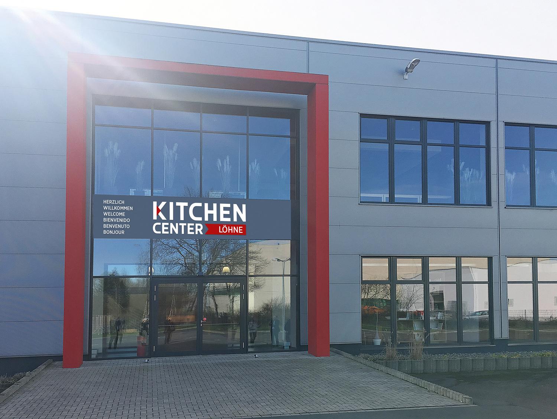 Kitchen Center Löhne in der Außenansicht