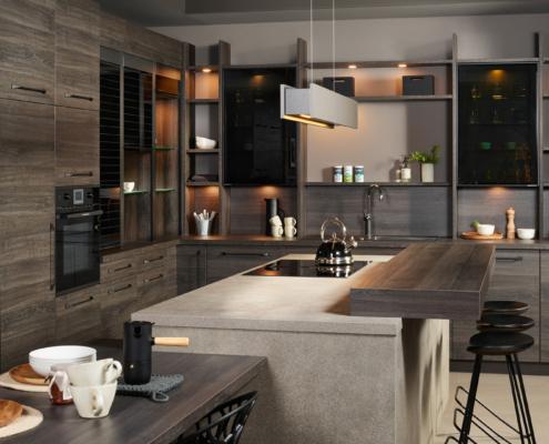 Küchenauswahl: Küche LANA / SINA