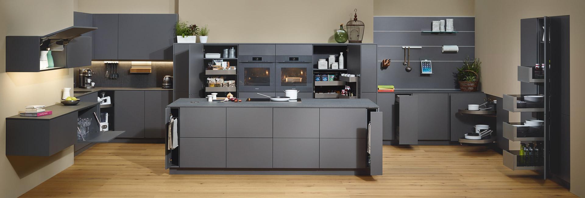 Bild: moderne Küche
